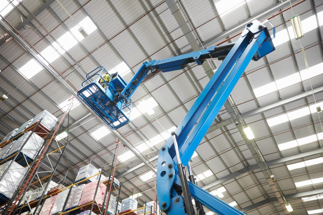 Cherry Picker Operator Warehouse