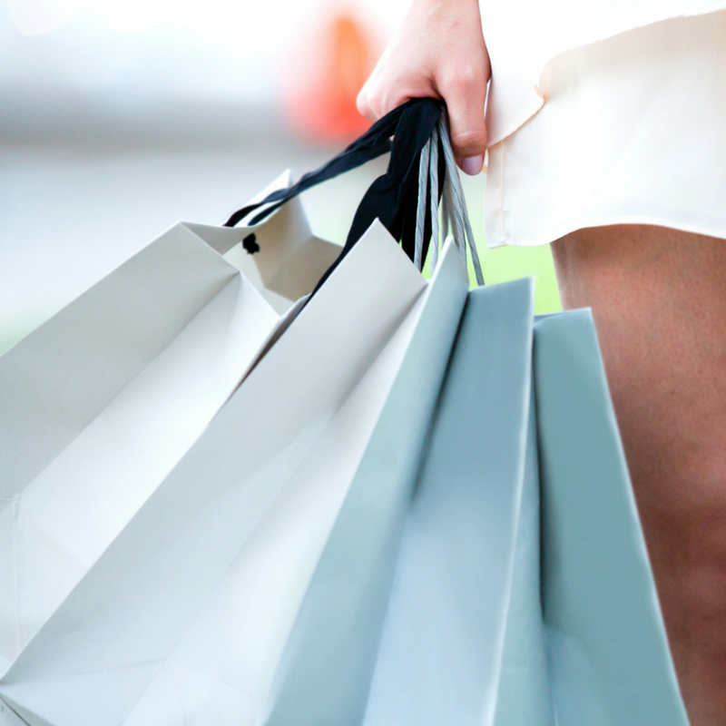 Shopping Bags Retail Manager
